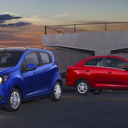 Chevrolet Beat hatchback y sedán 2019