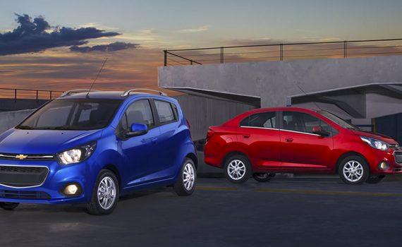 Chevrolet Beat hatchback y sedán 2019