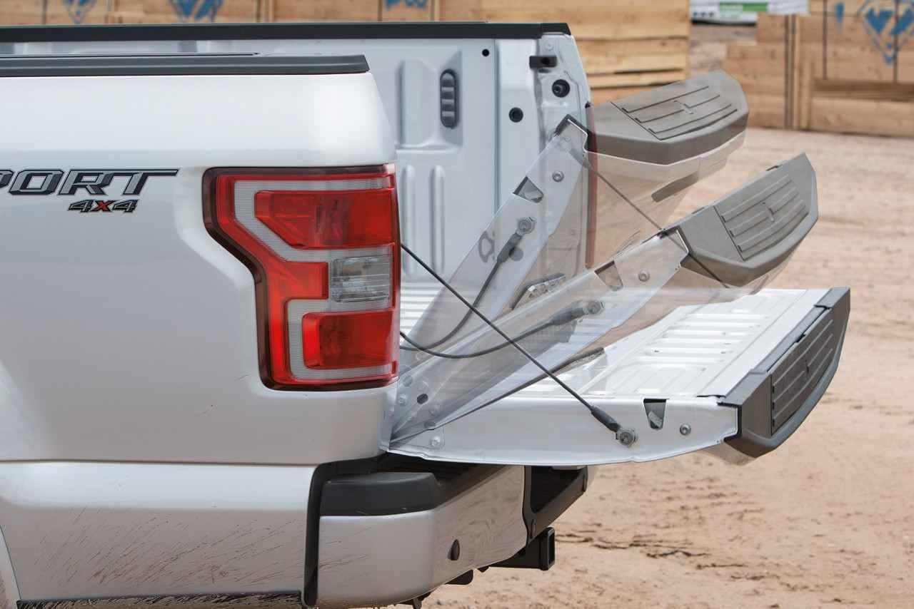 Ford F-150 Limited caja
