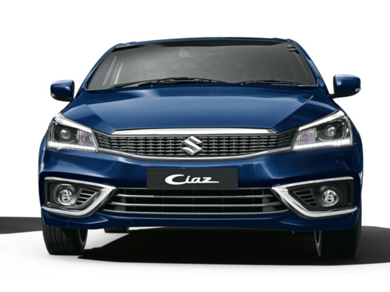 Suzuki Ciaz 2019 Frente Autos Actual Mexico