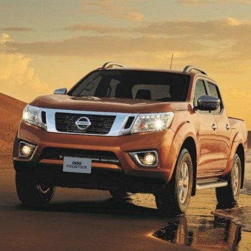 Nissan NP300 Frontier Platinum LE 2019