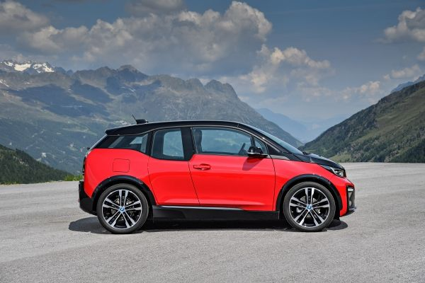 BMW i3s Sport lateral
