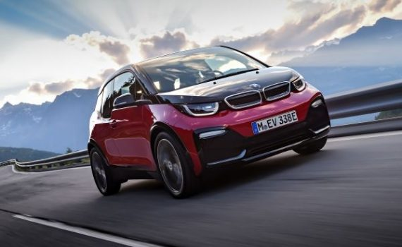 BMW i3s Sport
