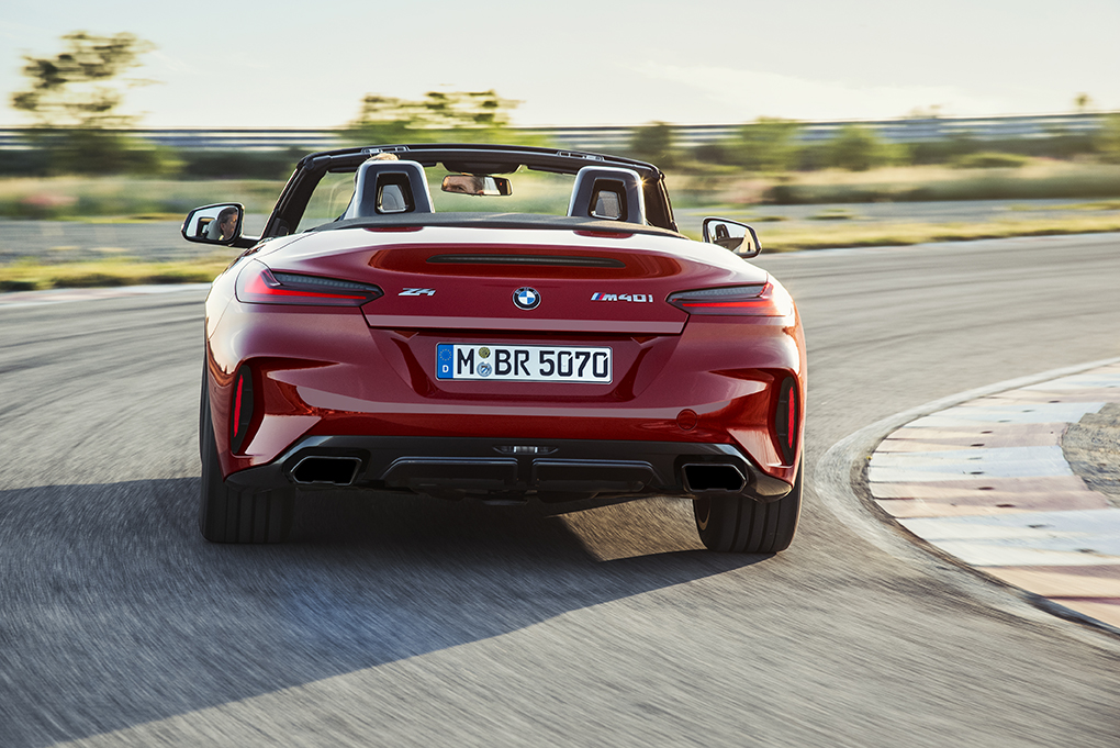 BMW Z4 First Edition 2019 posterior