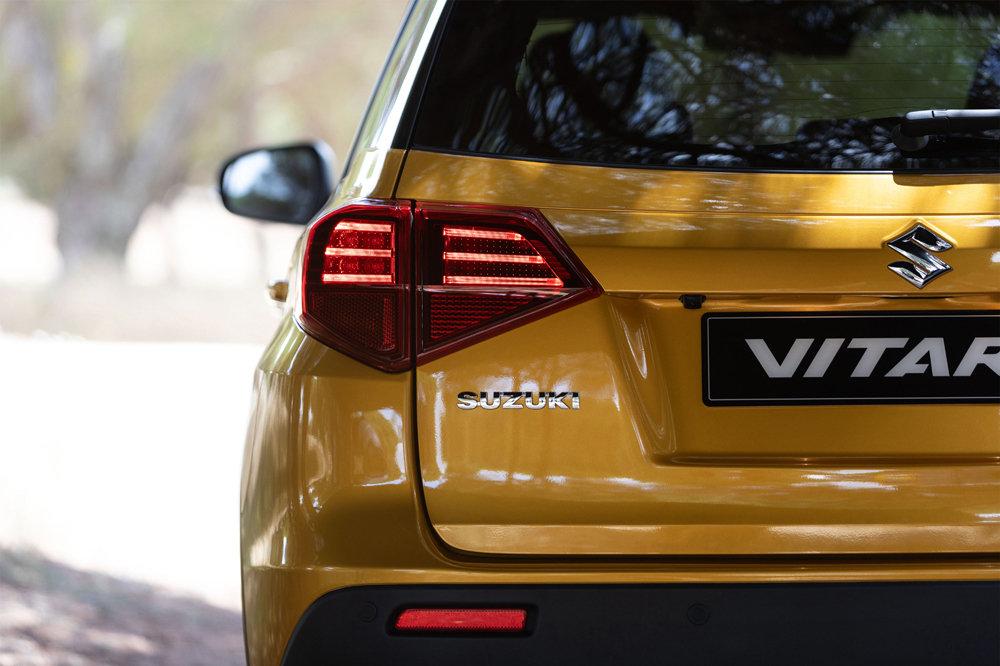 Suzuki Vitara 2019 faro