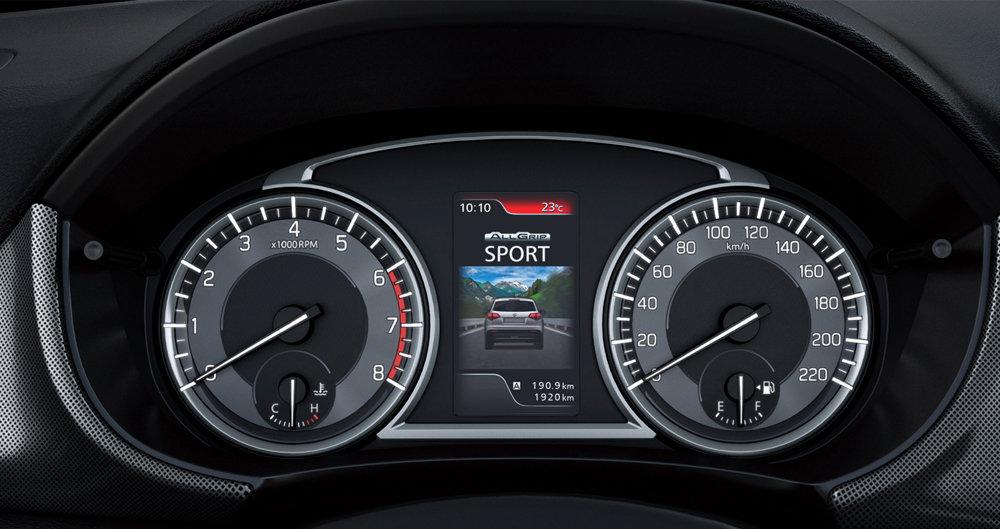 Suzuki Vitara 2019 tablero
