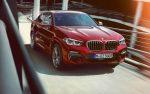 BMW X4 2019 frente