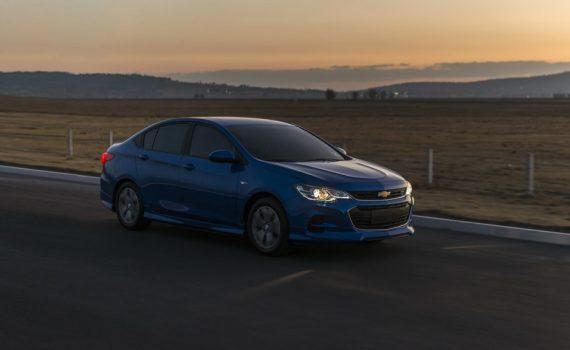 Chevrolet Cavalier 2019