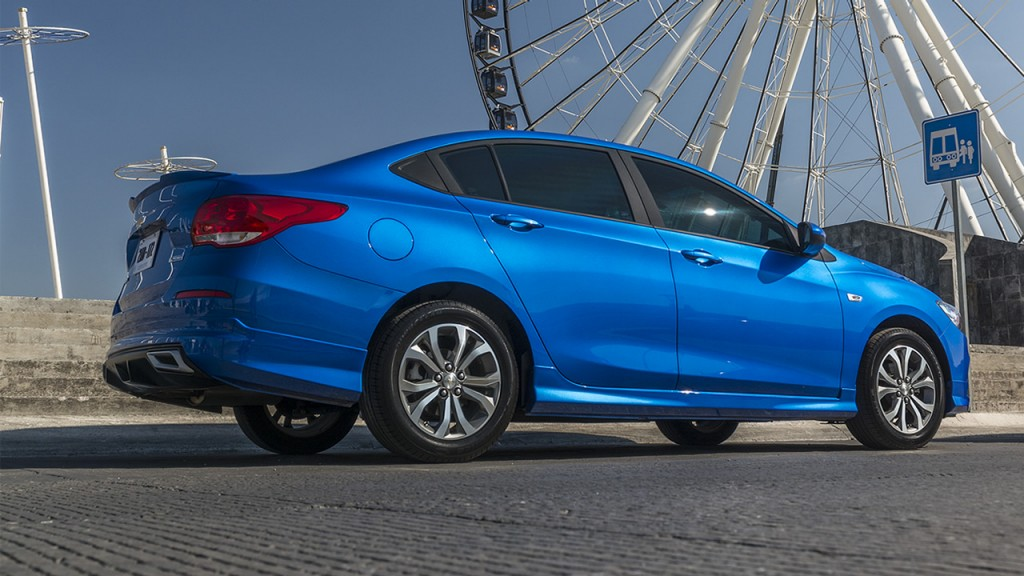 Chevrolet Cavalier 2019 lateral