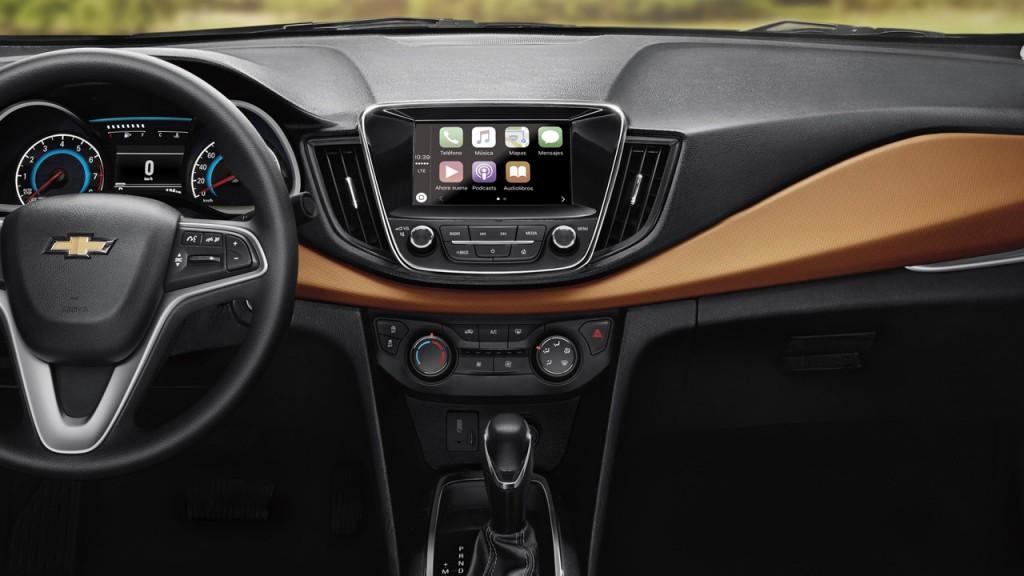 Chevrolet Cavalier 2019 pantalla