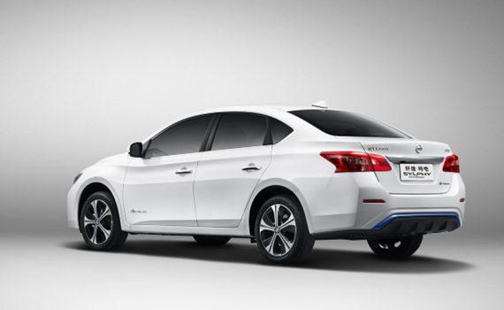 Nissan Sylphy Cero Emisiones