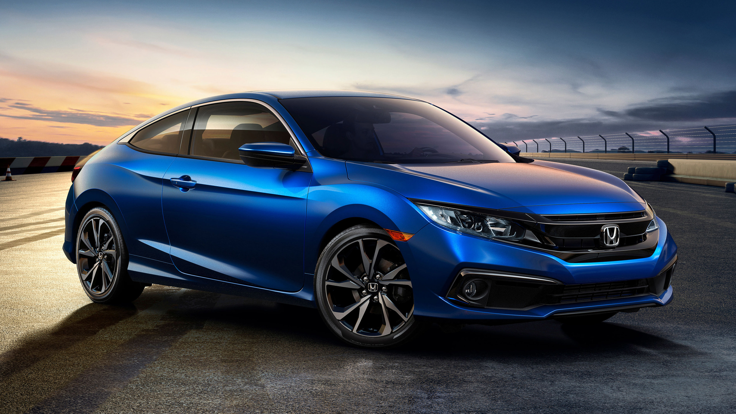 Honda Civic 2019 perfil