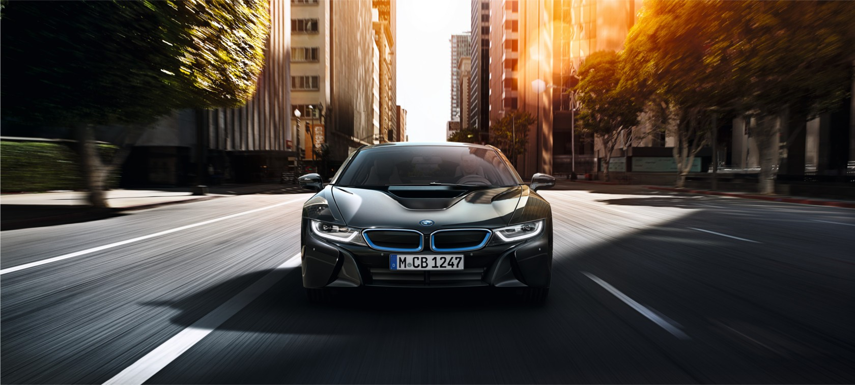 BMW i8 Coupé 2019 frente
