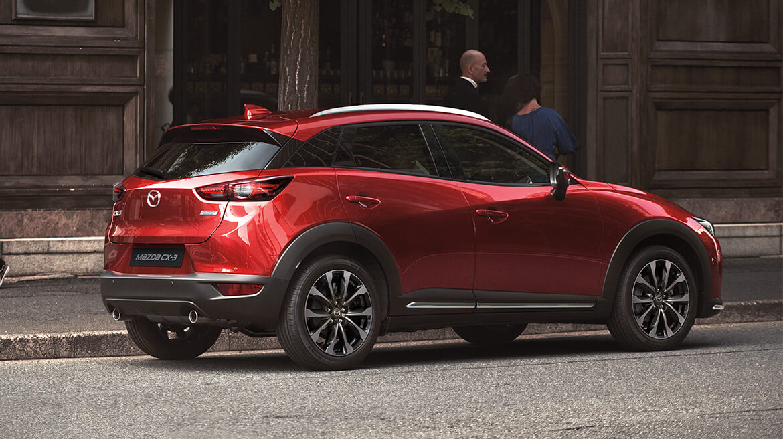 Mazda CX-3 2019 lateral