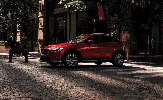 Mazda CX-3 2019 lateral lateral derecho