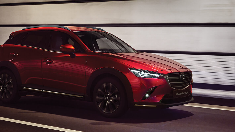 Mazda CX-3 2019 perfil