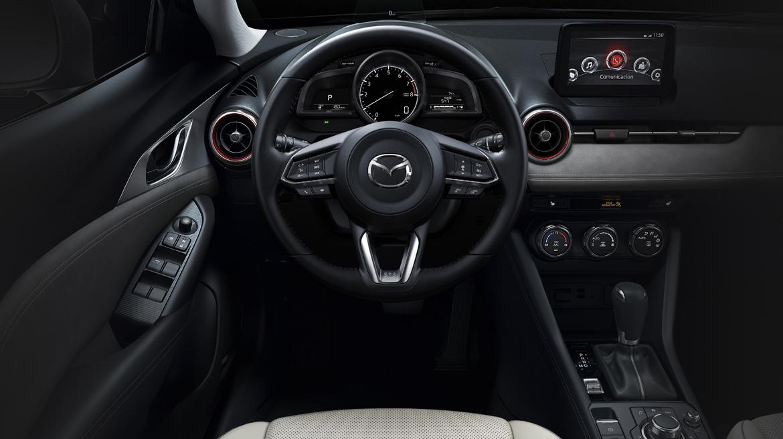 Mazda CX-3 2019 volante