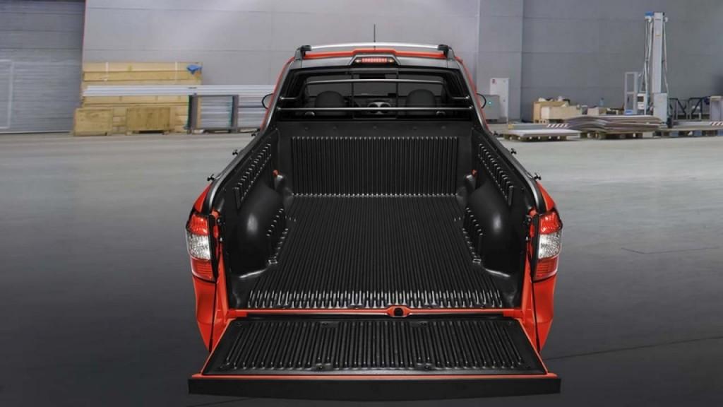 Chevrolet Tornado 2019 caja de carga