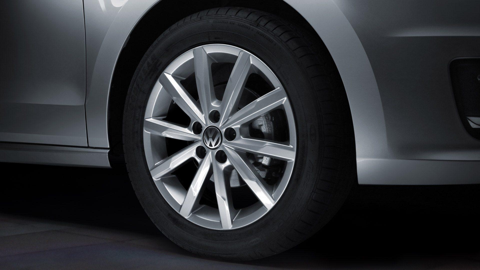VW Vento 2019 detalle