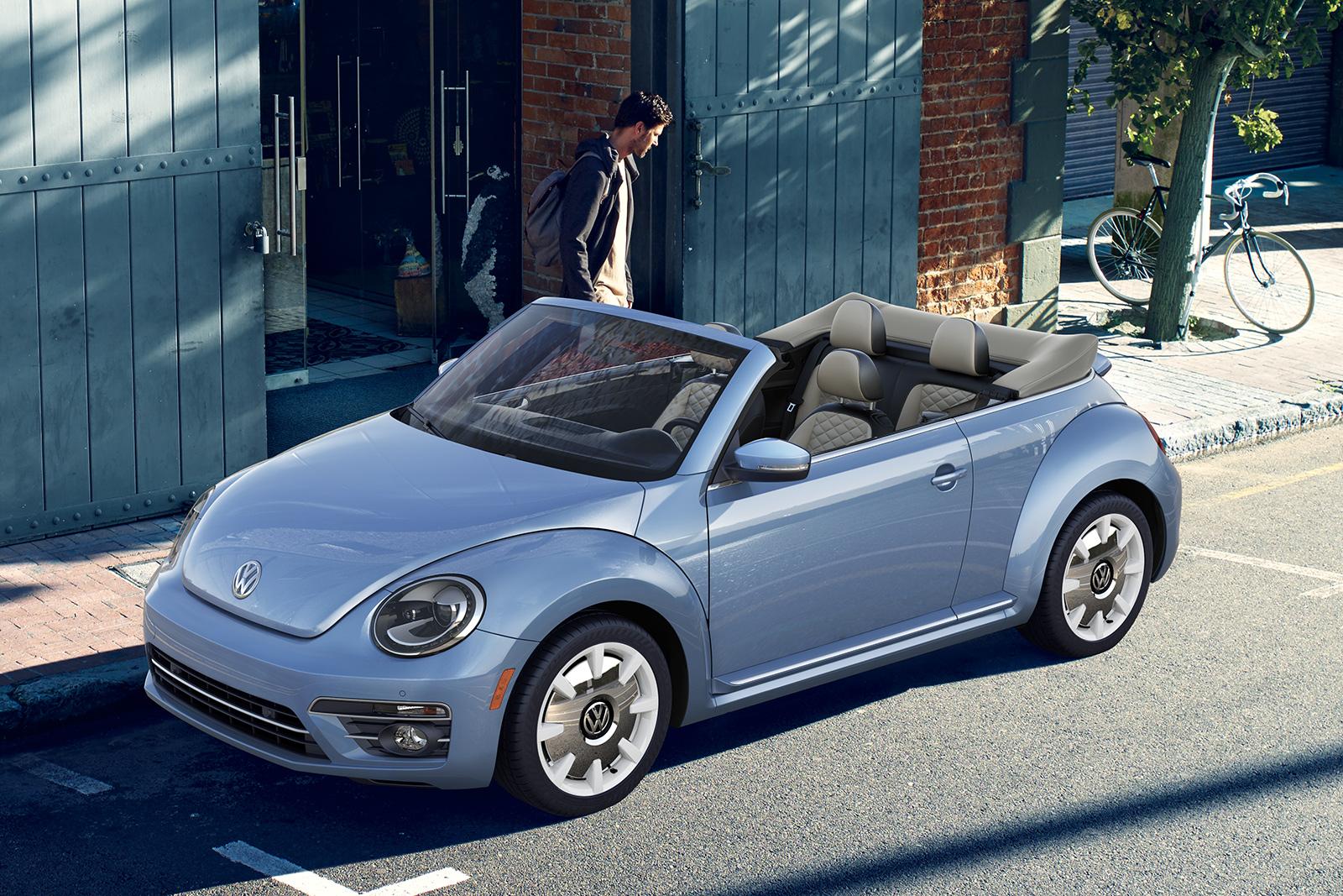 Volkswagen Beetle Final Edition 2019 convertible