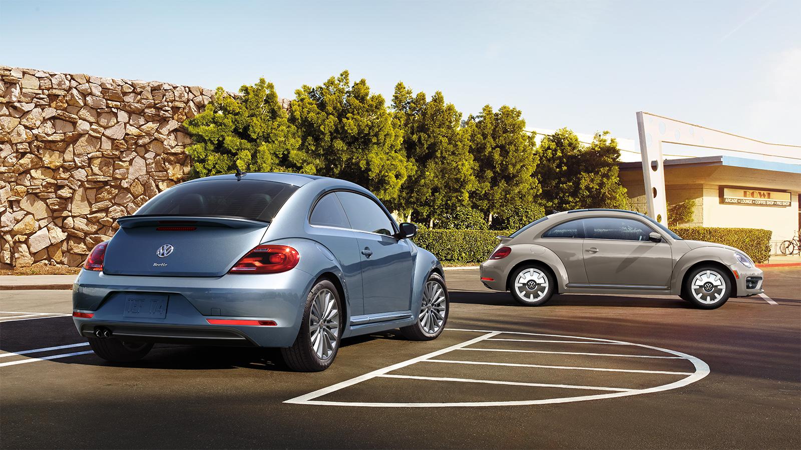 Volkswagen Beetle Final Edition 2019 posterior