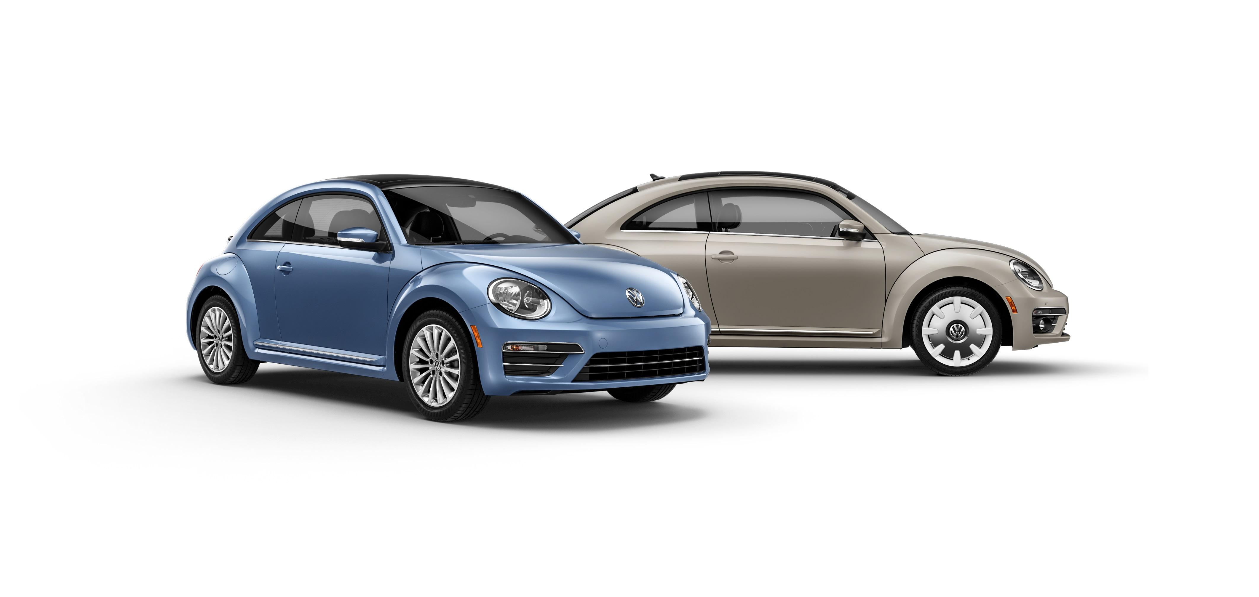 Volkswagen Beetle Final Edition 2019 frente