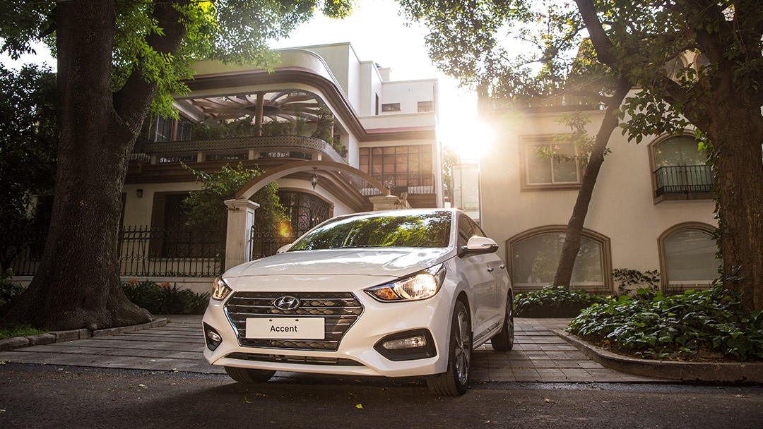 Hyundai Accent HB 2019