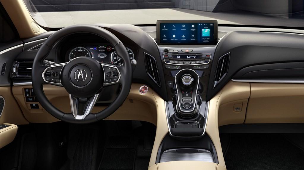 Acura tablero