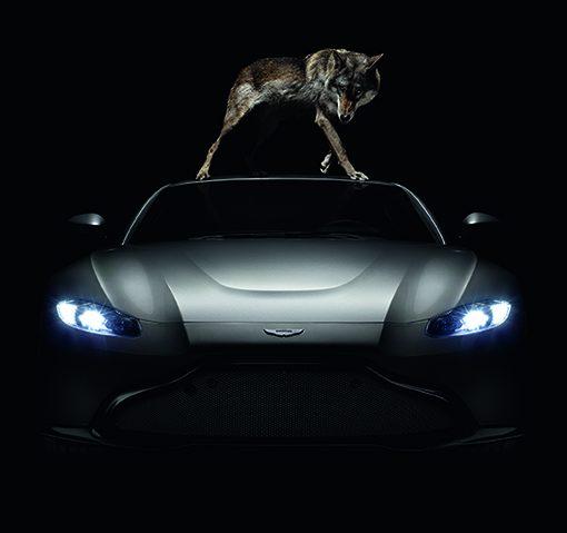 AstonMartin Vantage 2019
