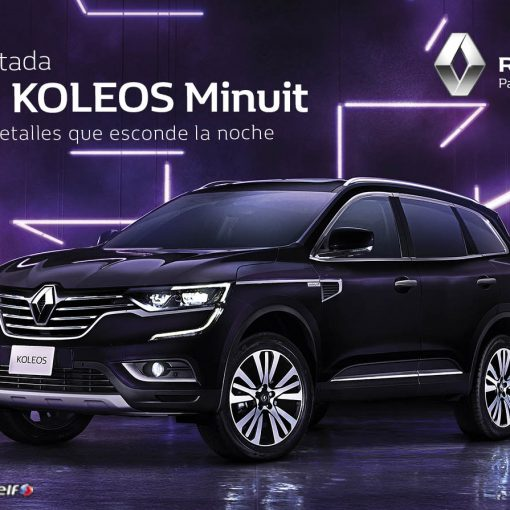Renault Koleos Minuit 2019