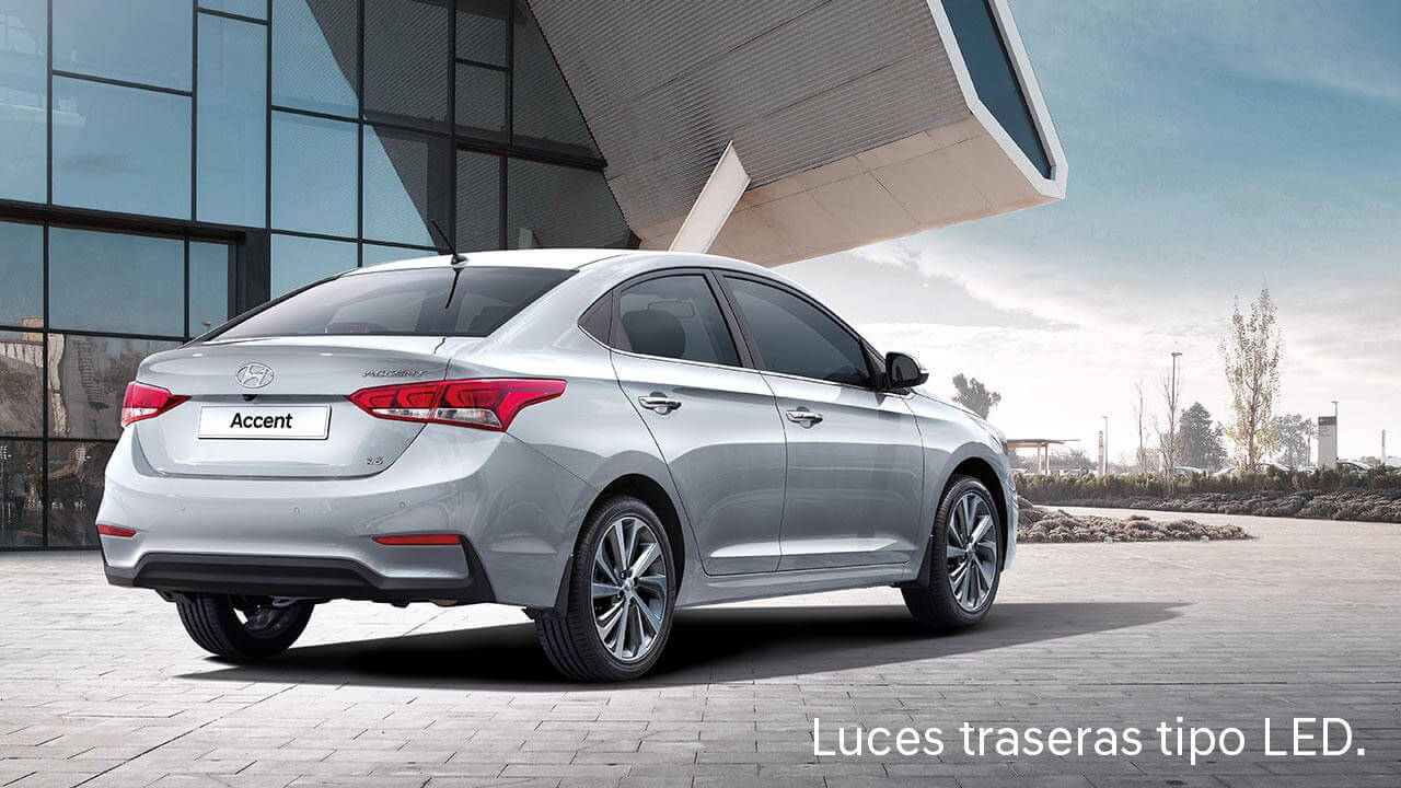 Hyundai Accent 2019 perfil