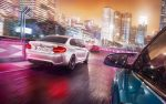 BMW M2 Competition 2019 posterior