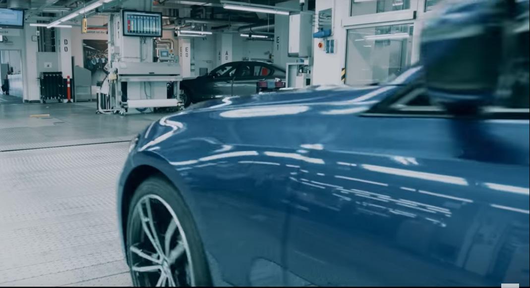 BMW Serie 3 2019 perfil frontal