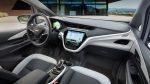 Chevrolet Bolt EV consola