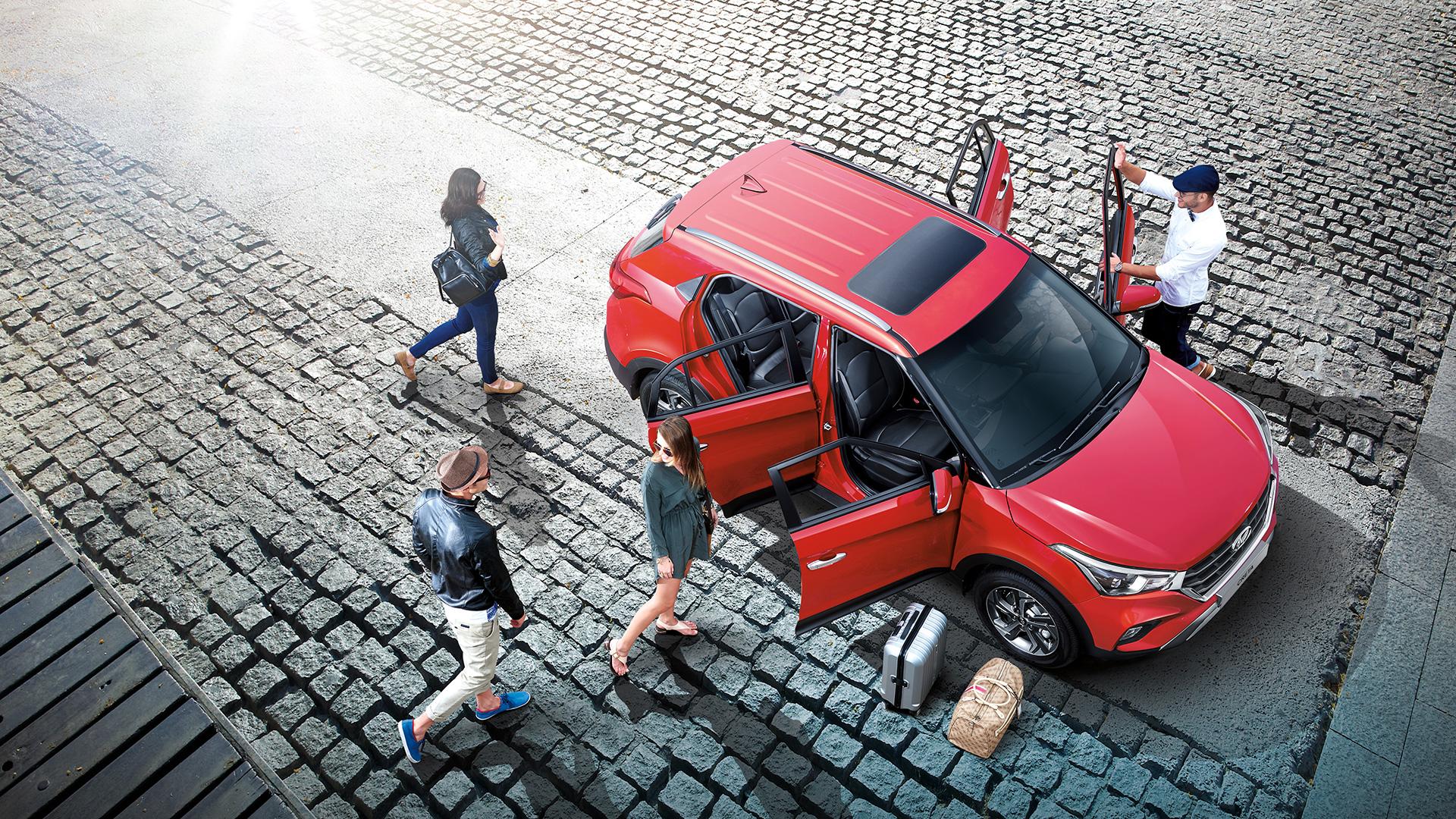 Hyundai Creta 2019 puertas