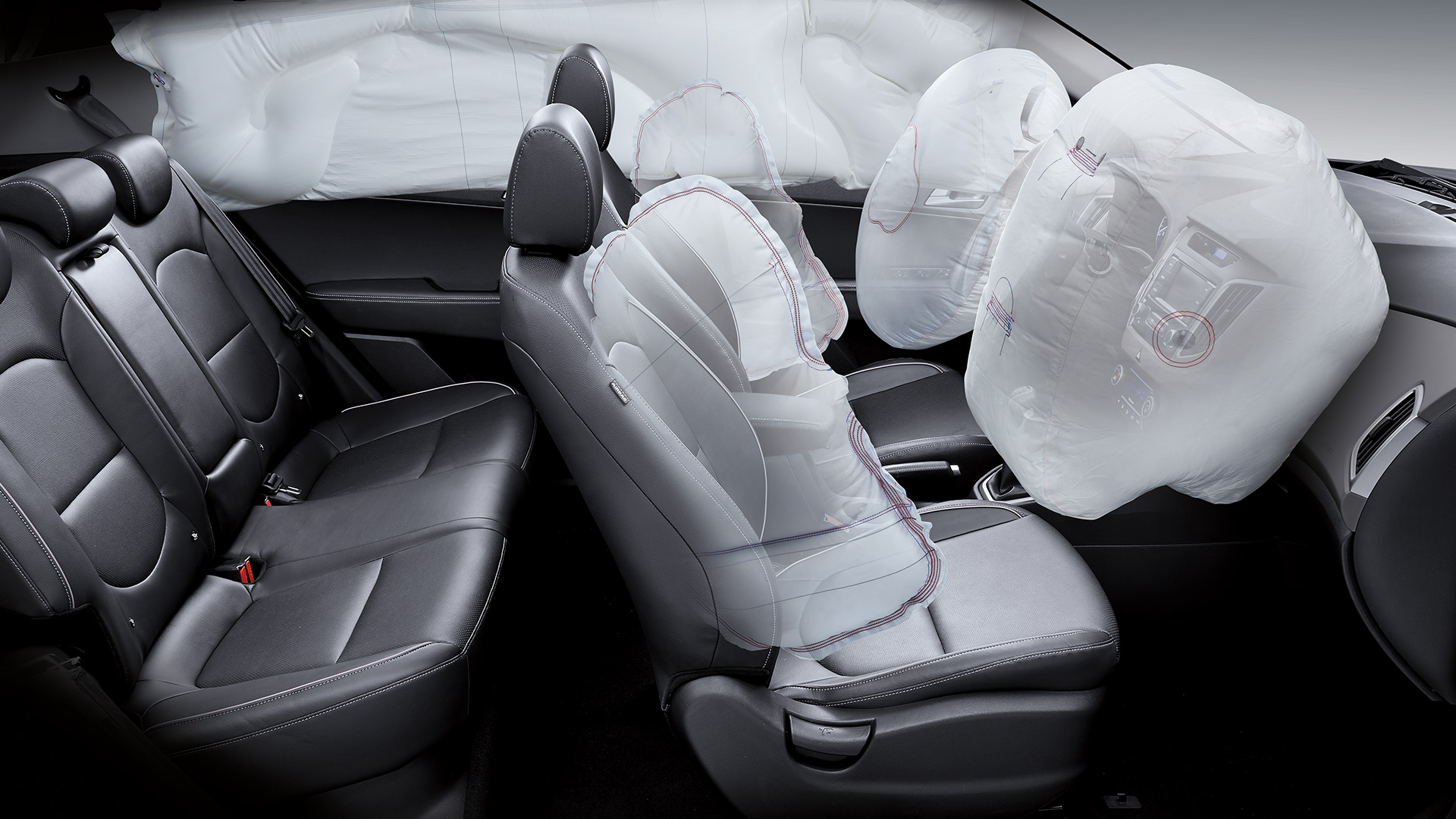 Hyundai Creta 2019 airbag