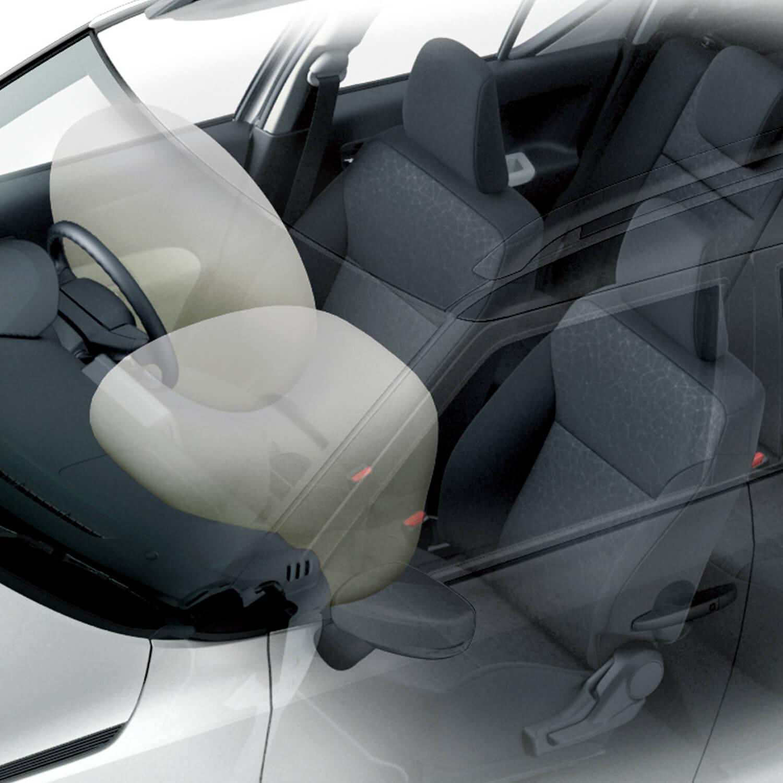 Suzuki Ignis 2019 airbag