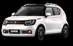 Suzuki Ignis 2019 exterior