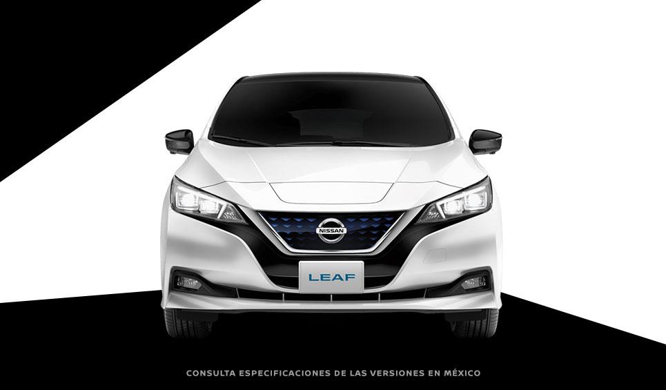 Nissan Leaf 2019 frente