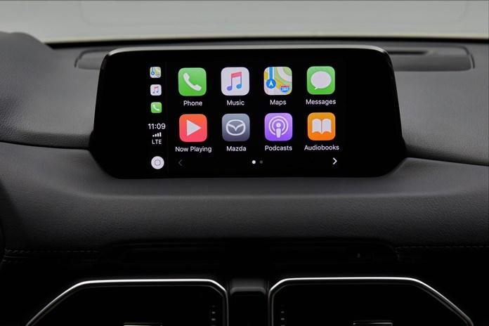 mazda anuncia android auto y apple carplay en m xico. Black Bedroom Furniture Sets. Home Design Ideas