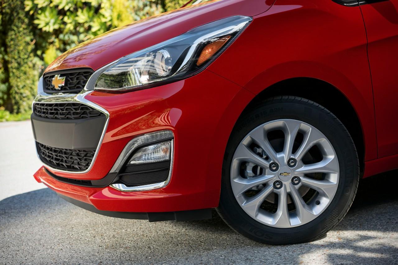 Chevrolet Spark 2019 frente detalle