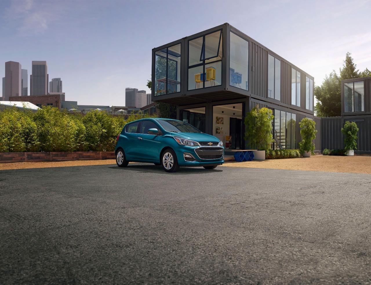 Chevrolet Spark 2019 vista panorámica