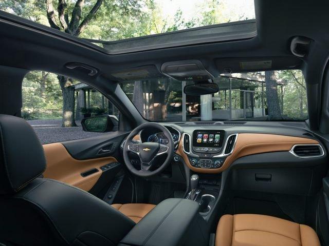 Chevrolet Equinox 2019 interiores