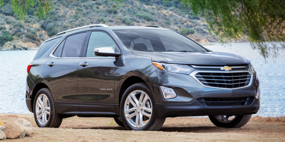Chevrolet Equinox 2019 laterales