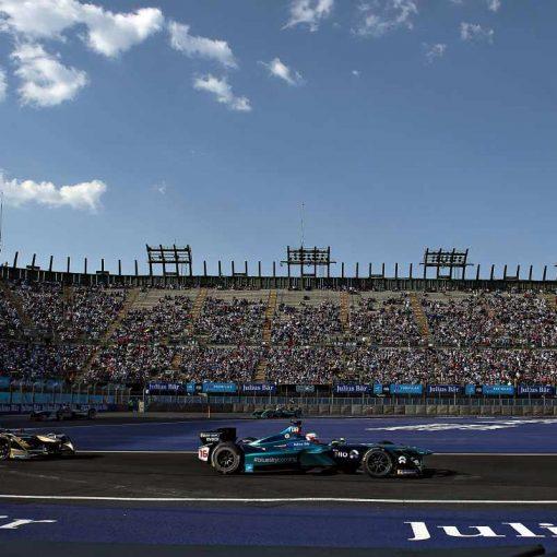 Fórmula E lugar