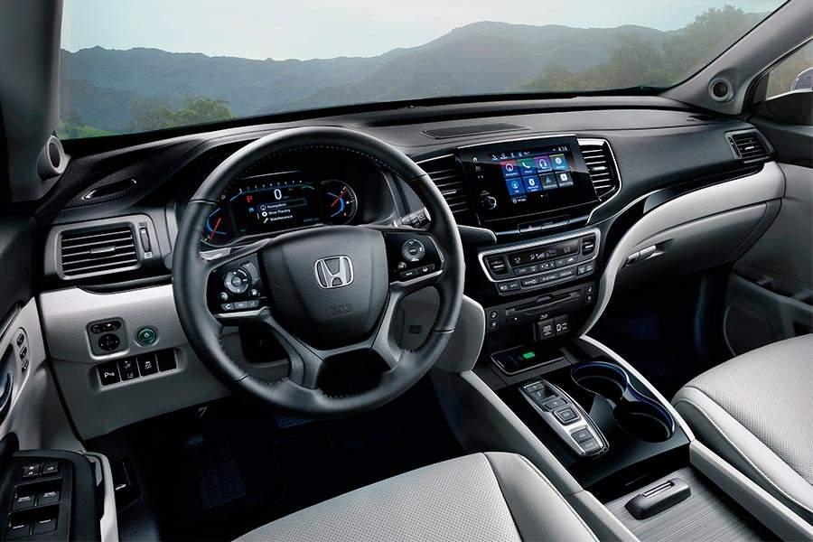 Honda Pilot 2019 interiores