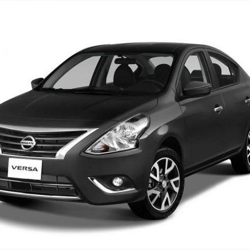 Nissan Versa es el autos más vendido en México