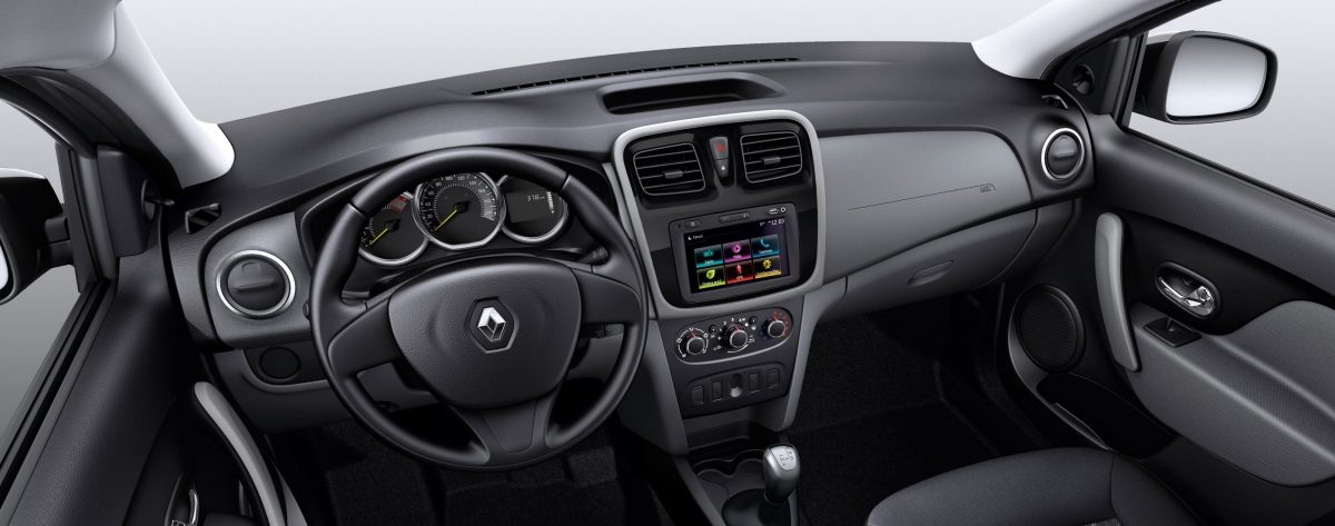 Renault Logal volante