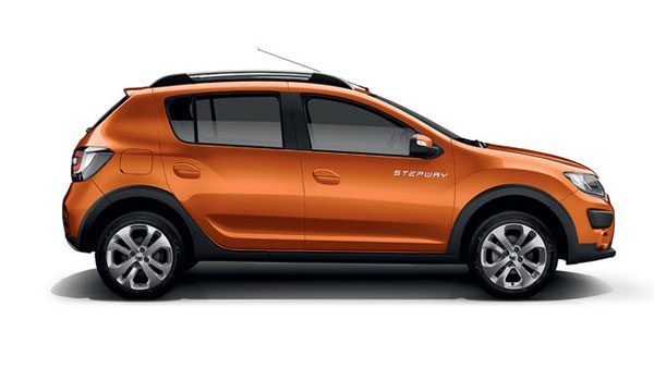 Renault Stepway lateral