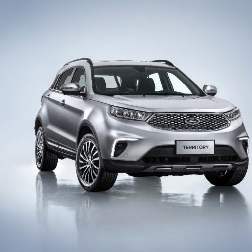 SUV Ford Territory 2019